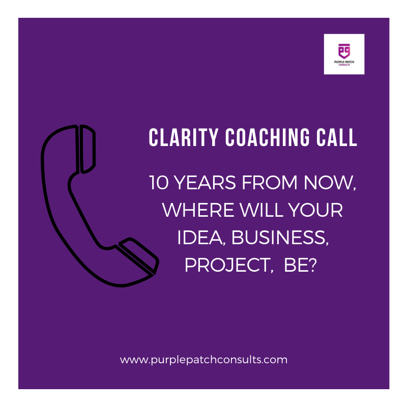 CLARITY COACHING CALL